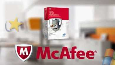 Download McAfee Total Protection 2019 Latest Free Version