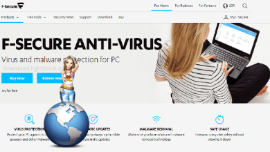 Download F-Secure Antivirus 2019 Powerful and Very Light
