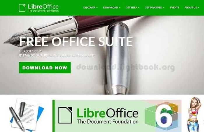 Download Apache LibreOffice 2018Free Office Open Source Suite