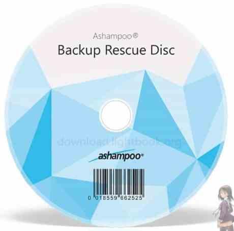 Descargar Ashampoo Backup Rescue Disc 2019 para Windows