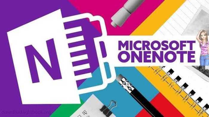 Descargar Microsoft OneNote 2019 Notas Diarias en PC y Móvil