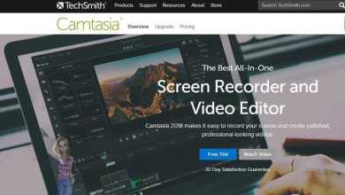 Download Camtasia Studio 2019 Edit Video & Screen Recorder