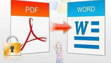 Photo of Télécharger Free PDF To Word Converter pour Windows