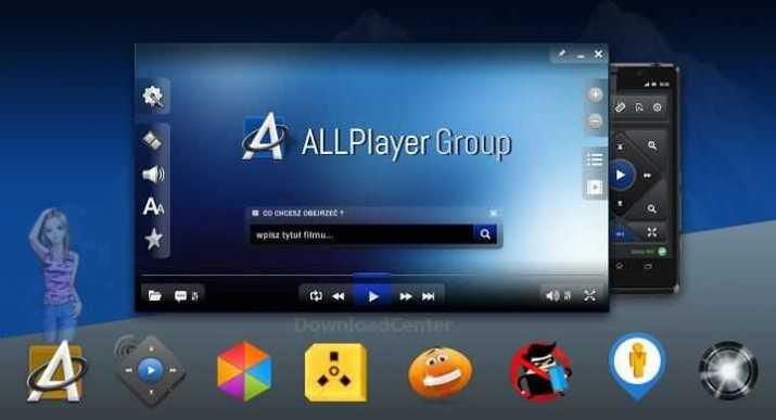 تحميل برنامجALLPlayer مشاهدة الأفلام مع الترجمات للكمبيوتر