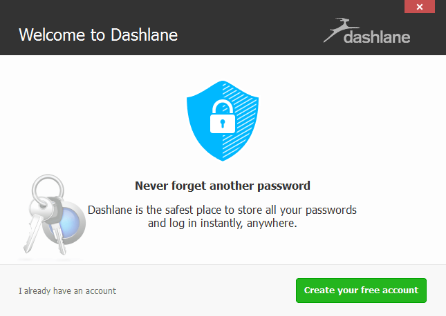 Download Dashlane Password Manager for Windows PC and Mac