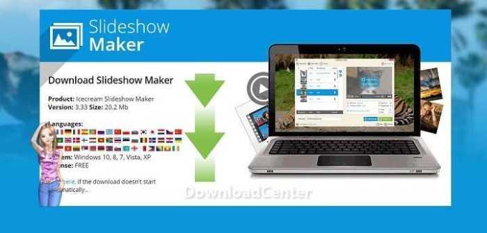 Download Icecream Slideshow Maker CreatePhotosSlideshows
