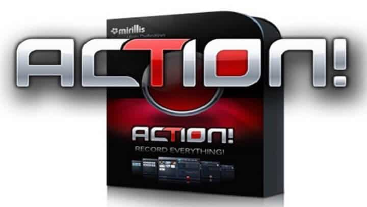 Download Mirillis Action! Screen Recorder HD Video Quality