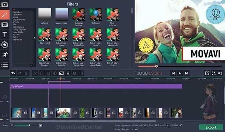 Design Video Clips for Windows