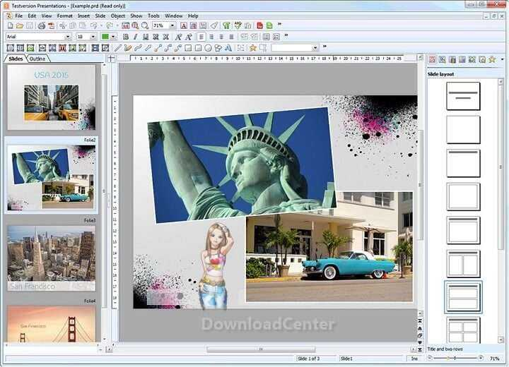 Download Ashampoo Office Free Edit Word, Excel, and PowerPoint