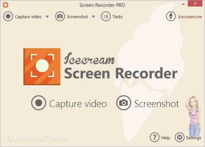 Download Icecream Screen Recorder - Record Your PC Screen