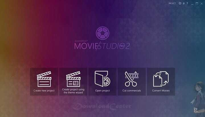 Download Movie Studio