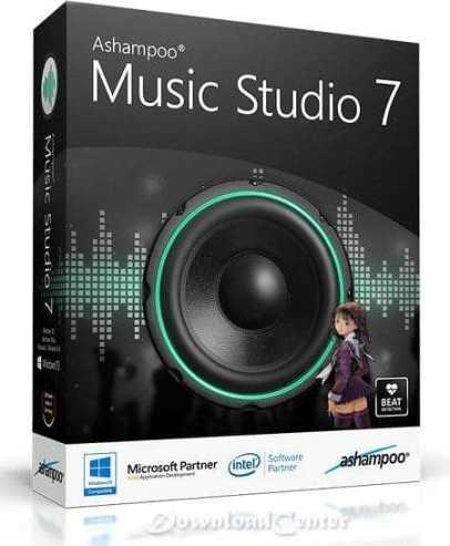 Descargar Ashampoo Music Studio 7 Editar y Quemar MP3 Music