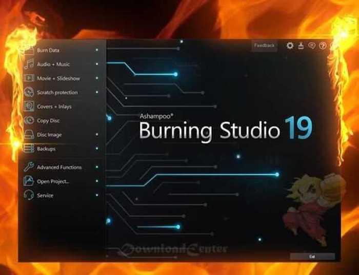 Download Ashampoo Burning Studio 19 Burn CD/ DVD/ Blu-ray