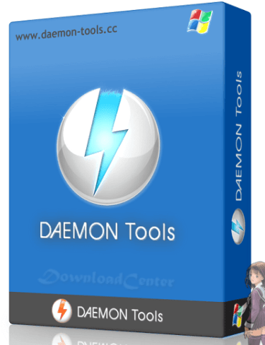 Download DAEMON Tools Lite - Create Optical Disk Images