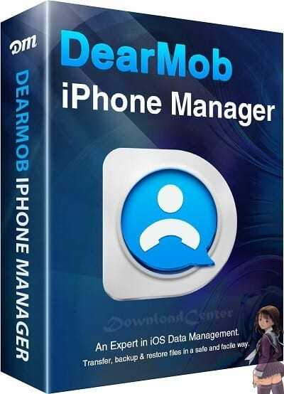 تحميل DearMob iPhone Managerأفضل تطبيق لإدارة آيفون