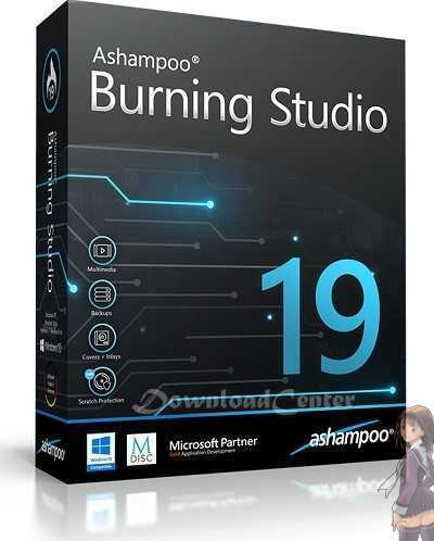 Descargar Ashampoo Burning Studio 19 Grabar CD/DVD/Blu-Ray