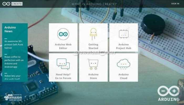Download Arduino Open Source Software Windows/Mac/Linux