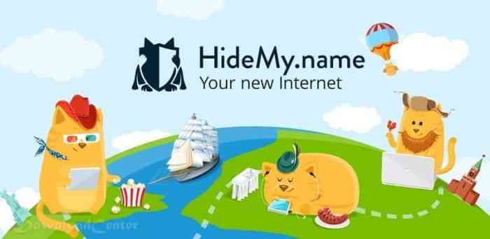 Download HideMy.name VPN Unblock Websites & Hide Identity