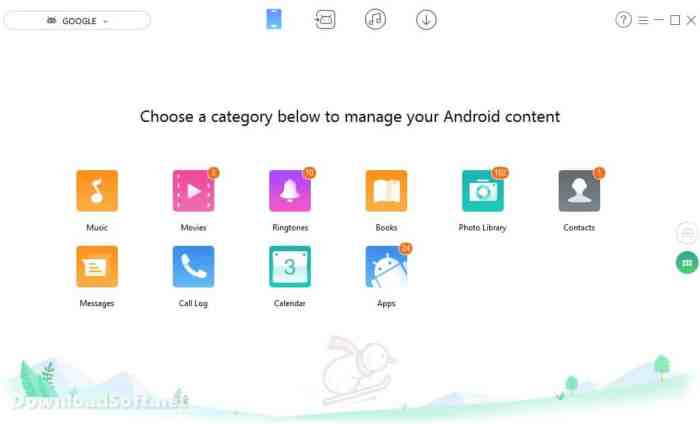 Télécharger AnyTrans Android Transférer Vos Données Mobiles