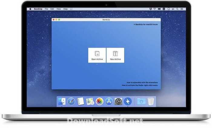 Download Bandizip File Compression Software for PC and Mac