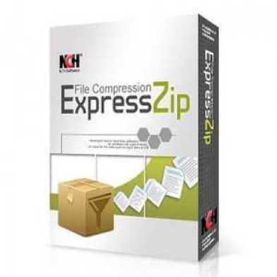 تحميل برنامج Express Zip File Compression للكمبيوتر مجانا