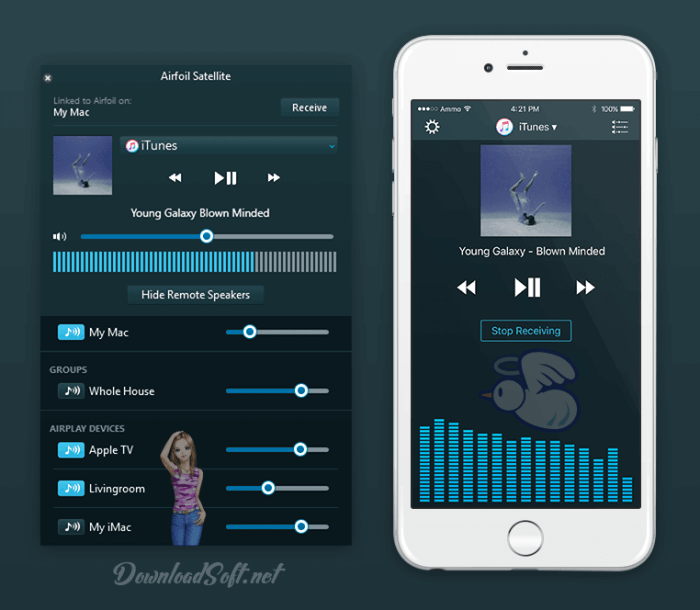 Download Airfoil Wireless Everywhere Audio from Mac or PC