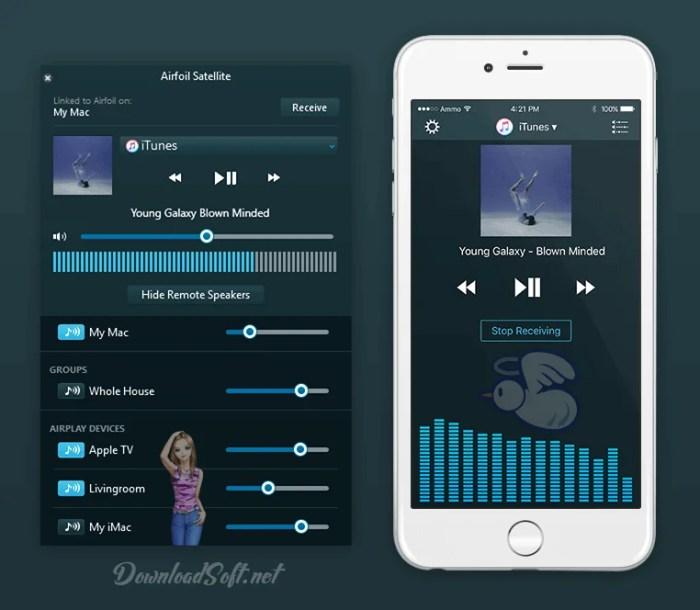 Airfoil Escuchar Audio