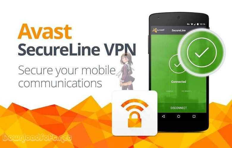 Download Avast SecureLine VPN - Online Personal Privacy
