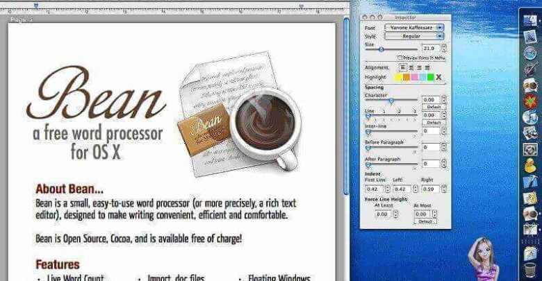 Photo of تحميل برنامج Bean محرر ومعالج النصوص سهل ومجاني لنظام Mac
