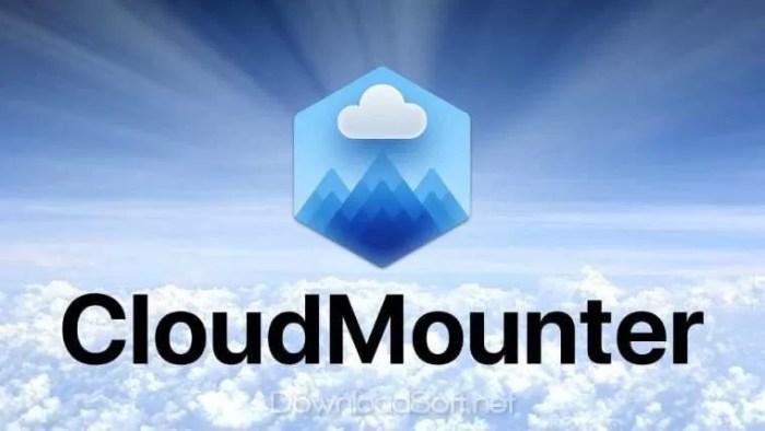 تحميل CloudMounter تخزين ملفاتك في الخدمات السحابية مجانا