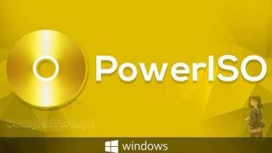 تحميل برنامج PowerISO حرق وضغط جميع أنواع CD / DVD مجانا