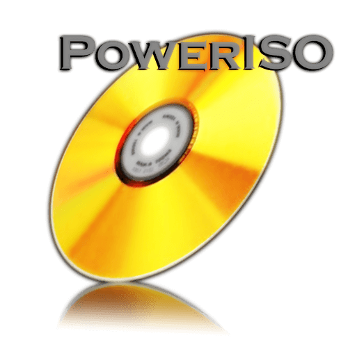 Download PowerISO Burn and Compress all Types of CDs / DVDs