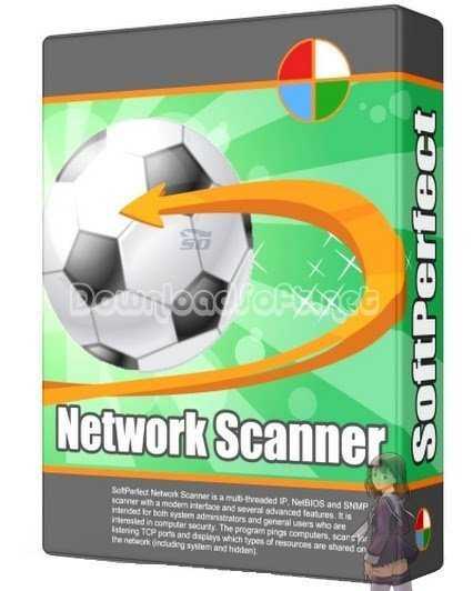 تحميل برنامج SoftPerfect Network Scanner لإدارة الشبكات