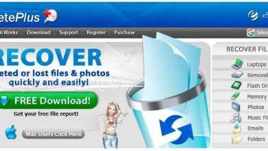Photo of Télécharger Undelete Plus Récupérer de Fichiers Supprimés
