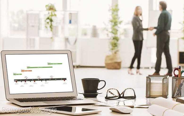 تحميل برنامج Office Timeline إنشاء جداول زمنية بسهولة تامة