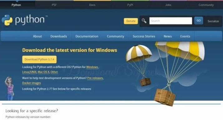 Download Python - Programming Language Quickly & Integrate
