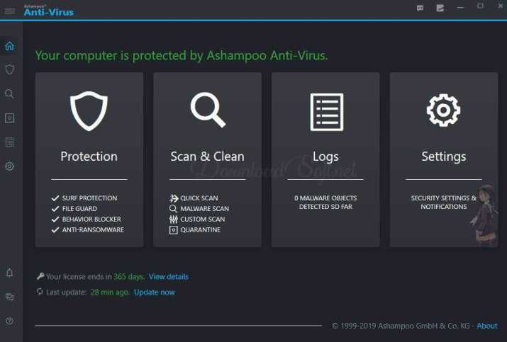 Download Ashampoo Anti-Virus - Best Protection From Viruses