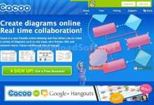 Cacoo Online Diagram Cloud-Based High-Quality Tools