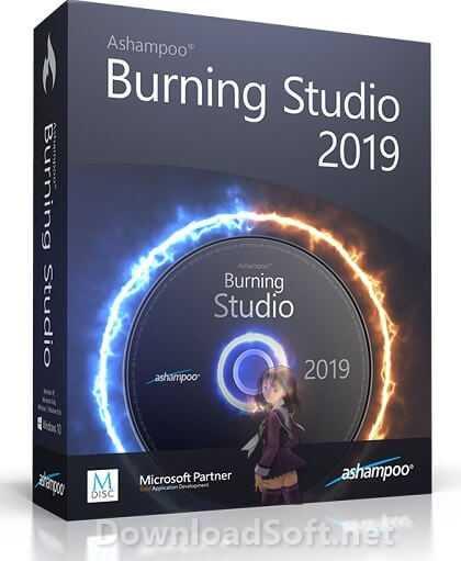 Download Burning Studio 2019 - Burn CD / DVD and Blu-ray