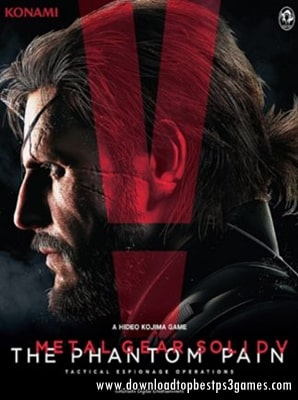 Metal Gear Solid 5 The Phantom Game PC