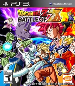 Dragon Ball Z Bs