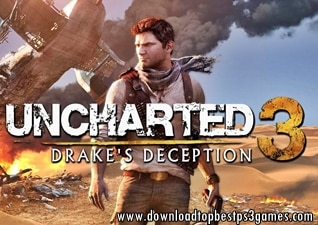 Uncharted 3 Drake's Deception Game PS3