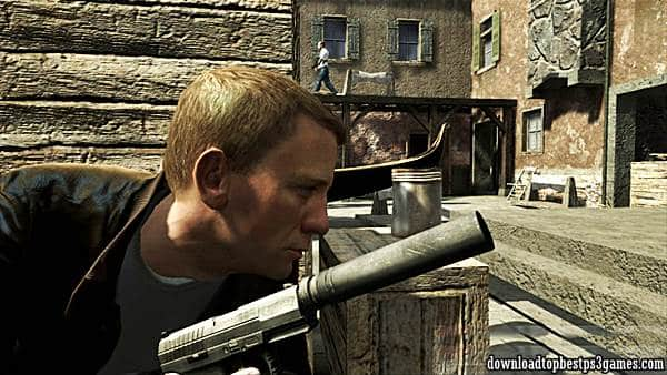 007 Quantum of Solace ps3 iso