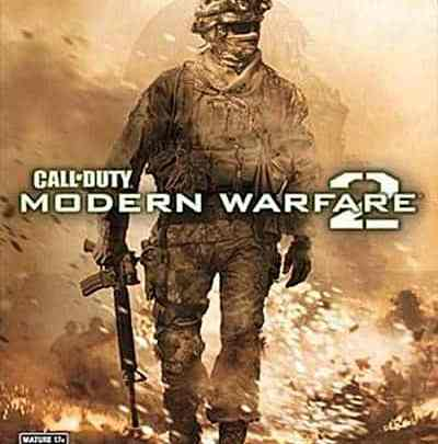 Call of Duty Modern Warfare 2 Game PS3