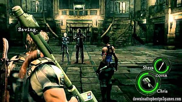 Resident Evil 5 Ps3 Games – HD Wallpapers