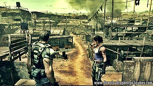 Resident Evil 5 for Xbox 360 download