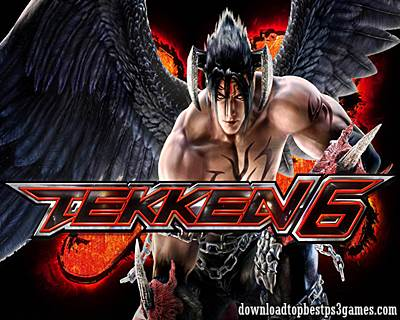 Tekken 6 PS3 ISO Download Free +Updates & DLC (PKG) USA & EUR