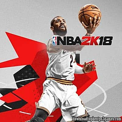 NBA 2K18 GAME PS3