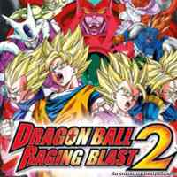 Dragon Ball Raging Blast 2 Game PS3