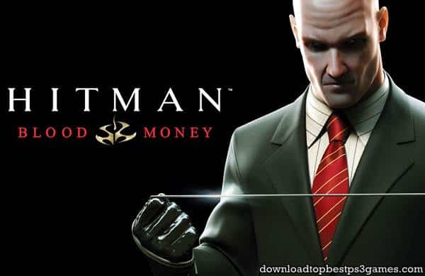 Hitman Blood Money Game PS3
